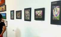 Exhibition at Renditions in Talahasee